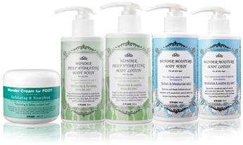 skin body care New Zealand
