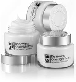 skin body care renewing overnight pack New Zealand