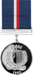 International Volunteer of the Year Medal