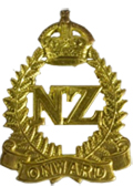New Zealand infantry badge