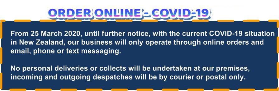 COVID-19 notice 2020