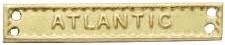 ATLANTIC clasp
